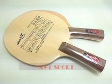 SALE  Professional REACTOR  5 Wood   table tennis bat   table tennis blade  PINGPONG paddle