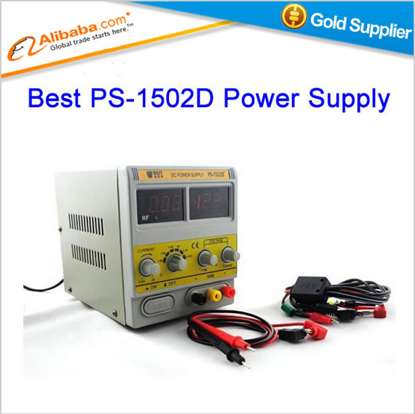 Free shipping mobile power supply Best PS-1502D single channel 0-15V/0-2A Mobile Phone repairing DC POWER SUPPLY<br><br>Aliexpress