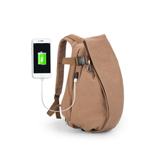 New Upgrade Muzee Hot Selling USB Design Backpack High Capacity Travel Backpack Duffle bag Rucksack School Backpack Mochila