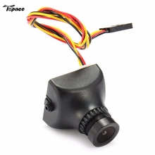 "Free Shipping 600TVL 2.8mm Lens 1/3"" Super Had II CCD Camera IR Sensitive for FPV Racing Drone PAL/NTSC FPV Quadcopter Drone DIY(China)"
