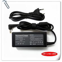 AC Adapter Battery Charger for Acer Aspire 4810T-8480 5733 AS4250 1650 4315-2004 4810t Notebook 19V 3.42A Power Supply Cord(China)