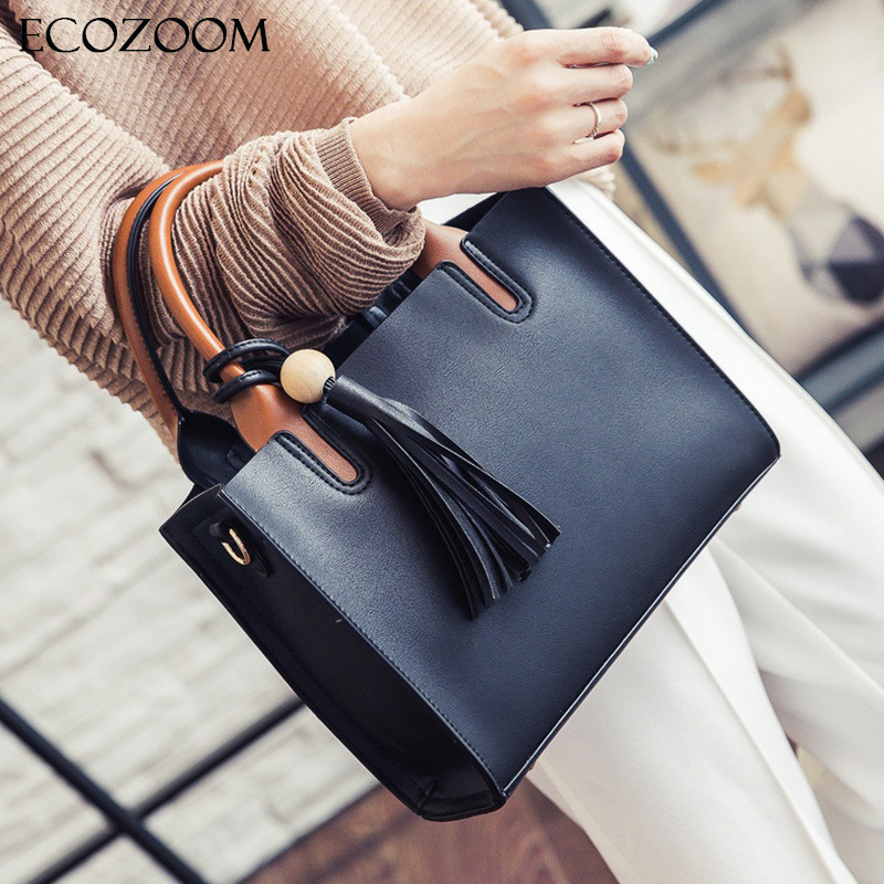 New Autumn Spring Women Soft PU Leather Handbag Shoulder Bags Casual Tote Ladies Fashion Hand Bags Girls Bolso Neverfull<br><br>Aliexpress