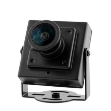 FPV Mini CAM Digital Security Camera HD for Aerial Photography FPV Flight Camcorder Black Wide Angle