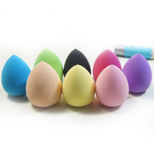 8Pcs/lot Cosmetic Puff Professional Makeup Sponge for Women Beauty Foundation tools Smooth to make up Powder puff