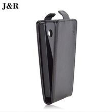For Nokia X Flip Leather Case Cover For Nokia X Dual Sim A110 1045 RM-980 Protective Mobile Phone Bags Cases(China)