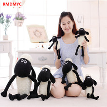 RMDMYC 23~65cm Cartoon Shaun The Sheep Solf Plush Toys kawaii  Stuffed Animal Sheep Shaun Plush Dolls Toys for Children Gifts