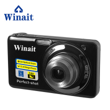 "Winait 2017 New 20MP 8X Optical Zoom Cheap Digital Camera Quality Digital Camera 2.7"" Screen 720p HD Video Lithium Battery(China)"