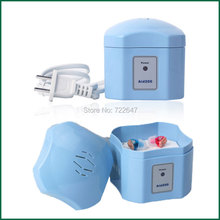 220V CE Certificated Electrical Hearing Aids dryer Hearing Aid Dehumidifier Drying Case Drybox Hearing Aid Accessories