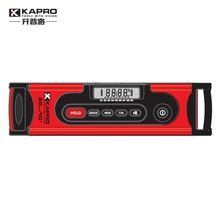 KAPRO Electronic Digital display level Bubble Aluminum alloy Spirit Level High-precision Bubble level with magnetic