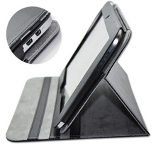 For Lenovo IdeaTab A2109 9inch Tablet Stand PU Leather Cover Case With Three Floor 4Color +Gift screen Protectors