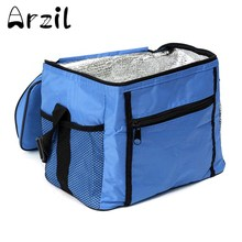 Picnic Bags Thermal Cooler Waterproof Lunch Insulated Portable Tote Multi-Functional Oxford Cloth Travel Ice Box Outdoor Camping