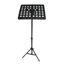 Flanger FL-05R Aluminum Alloy Folding Music Stand Tripod Stand Holder Sheet With Soft Case + Carrying Bag Musical Instruments