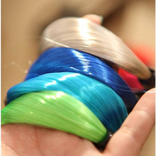 1 PCS Trendy Fluorescent Hair Jewelry Neon Color Wig Hair Band Sweet Hair Rope Accessories for girl hair jewelry randomly color