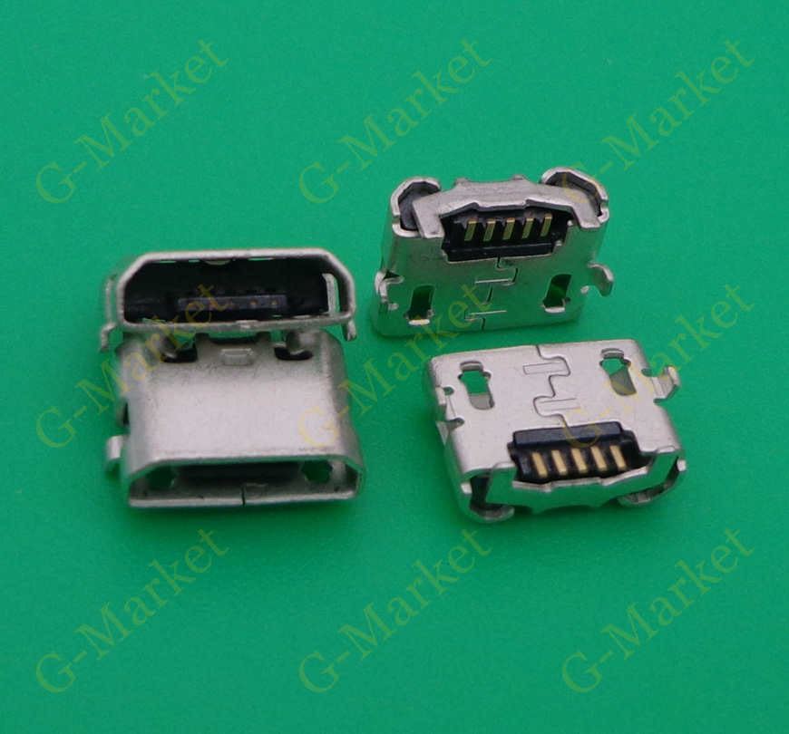 10pcs For Huawei MediaPad T3 AGS-L09 AGS-W09 Tablet pc micro USB jack charging port,data port Tail plug connector