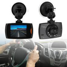 "2017 Car-Styling Car Camera Recorder 2.3"" Car DVR Full HD 1080P G30 With Motion Detection Night Vision G-Sensor Dash Cam"