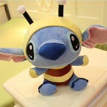 1pc 20cm Cute Lilo and Stitch Plush Toy Staffed Animal Toy Doll Children's day Gift Kids Toys