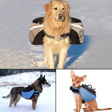 DogLemi New 2017 Hot Pet Large Dog Bag Carrier Backpack Saddle Bags Dog Travel Bag Carriers for Dogs