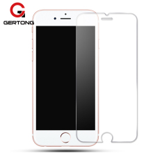 GerTong Screen Protector Tempered Glass for iPhone 6 6S 7 8 Plus 5 5S SE 5C 4 4S X 6Plus High Quality Toughened Protective Film(China)
