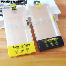 Universal Retail Packaging For iPhone 7 6s Plus Cover Samsung S8 S7 Note TPU PC Case Package PVC Plastic Blister Box 100 pcs/lot