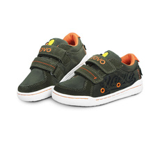 New Fashion Children Shoes Girls Boys Shoes Kids PU Sneakers Sport Shoes, Blue Shoes for Boys, Kids Footwear, Sapatos infant(China)