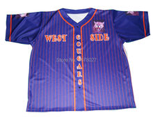 Top quality Custom baseball jerseys sublimation baseball Jerseys