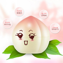 2017 New Arrival Peaches Moisturizing Whitening Hand Creams Organic Skin Defender Lotions Little Cute Fruit Peach Pear Shape
