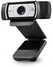 Logitech C930e USB Desktop or Laptop Webcam, HD 1080p Camera