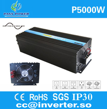 24v 230v High frequency Pure Sine Wave Inverter 5000w(China)