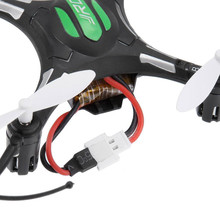 Hot JJRC H8 Mini Headless Mode 2.4G 4CH RC Quadcopter 6 Axis Gyro 3D Eversion RTF Drone Toy for Children Helicopter Toys17Dec08(China)