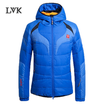 2016 new  Famous Brand winter jacket men patchwork warm duck down jacket coat hooded windproof outwear high quality parka135
