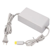 100~240V US Type Home Wall AC Power Adapter Supply Charger Replacement for Nintendo Wii U Console Game