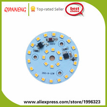 High voltage Driver on board downlight aluminum pcb led high PF low THD 220V No need driver supplier(China)