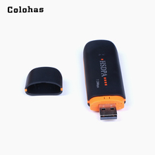 Colohas USB2.0 3G HSDPA Wireless Data Card USB Stick EDGE 7.2Mbps Network Modem Adapter with TF SIM Card Slot(China)