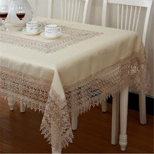Toalha De Mesa  Luxurious Embroidery Table Cloths Towel free Shipping European Style Tablecloth Dining Gabe Rustic Wallpaper