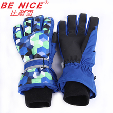 BE NICE Ski Gloves Snowboard Gloves Snowmobile Winter Gloves Windproof Waterproof Unisex Snow Gloves for men women
