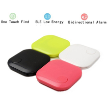 Bluetooth Smart activity Tracker Anti Lost Detector Tester Sensor Alarm Tag iTag Key Finder for phone Wallet Kids keychain pets(China)