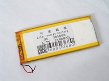 Low-cost supply of high-quality polymer battery manufacturers polymer batteries 385096 2100mah