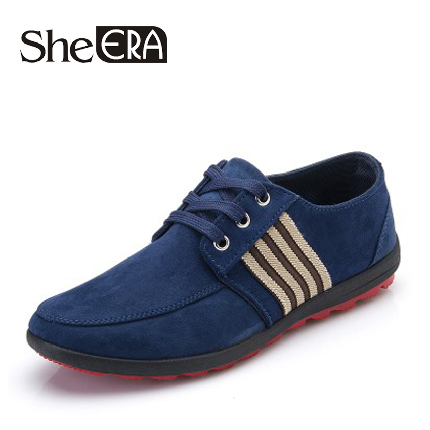 2017 New Men Shoes Spring Autumn Espadrilles Color Mens Fashion Casual Shoes Zapatos Hombre Light Anti-Odor Breathable Shoes<br><br>Aliexpress
