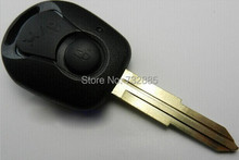Superior Quality Replacement Key Case Fix For Ssang Yong 3 Buttons Remote Key Shell
