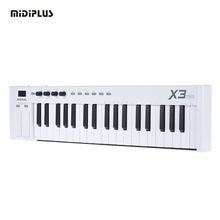 MIDIPLUS X3 mini 37-key USB MIDI Keyboard Controller LED Display with USB Cable(China)