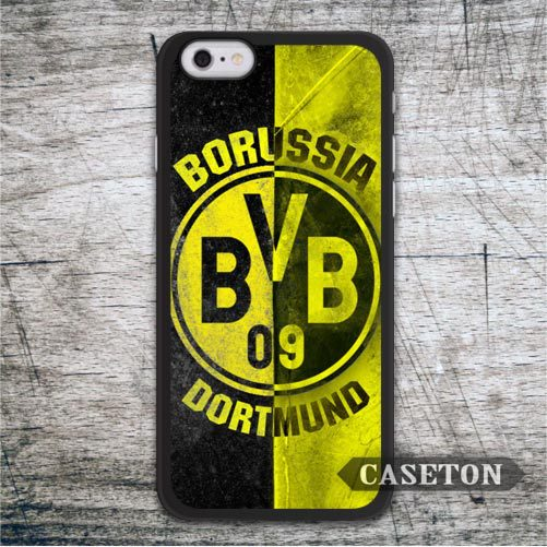 Borussia Dortmund Flag Case For iPhone 7 6 6s Plus 5 5s SE 5c and For iPod 5 High Quality Classic Protective Cover Free Shipping