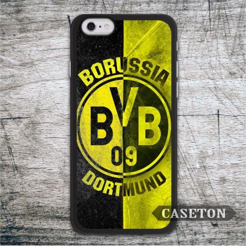 Borussia Dortmund Flag font b Case b font For font b iPhone b font 7 6