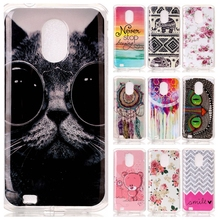 Luxury IMD TPU Silicone Rubber Soft Cartoon Cover For Samsung Galaxy S2 II Epic 4G Touch D710 Sprint Phone Protective Cases