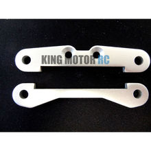 King Motor Rear Hinge Pin Supports, Braces (2) Fits HPI Baja 5B 2.0 SS 5T Rovan(China)