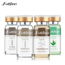 Fulljion 4 Bottles/set Hyaluronic Acid Serum Moisturizers Anti Aging Anti Wrinkle Whitening Skin Care Acne Treatment Face Care(China)