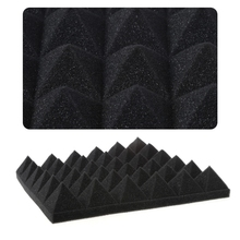 30x30x5cm Soundproofing Foam Studio Acoustic Sound Treatment Absorption Wedge Tile -B119(China)