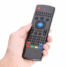 MX3 Air Mouse Mini 2.4G Wireless Keyboard Infrared Remote Learning Remote Control For Andriod TV Box HTPC