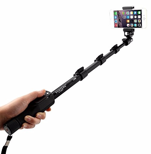 1288 Bluetooth Selfie Stick Telescopic Monopod + Fisheye Macro Wide Angle Phone Lens for Huawei Ascend P10 Plus P9 Plus P8 Lite