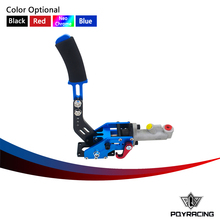 PQY RACING- Aluminum Universal Hydraulic Handbrake Lever Drift E-Brake Racing NEW PQY3654(China)