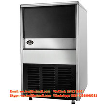 220v commercial fast speed ice maker 70kg day ice cube machine auto wash ice sterilize store 15kg ice auto drop